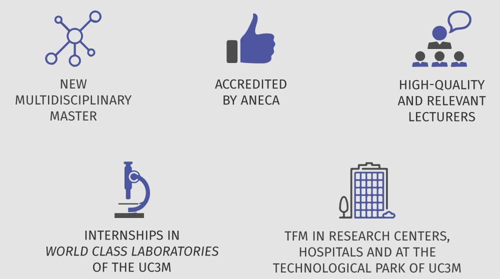 reasons to study master in Biomedical Technologies Management and Development