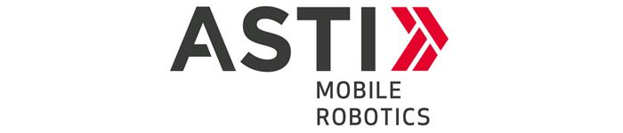 logotipo ASTI Mobile robotics