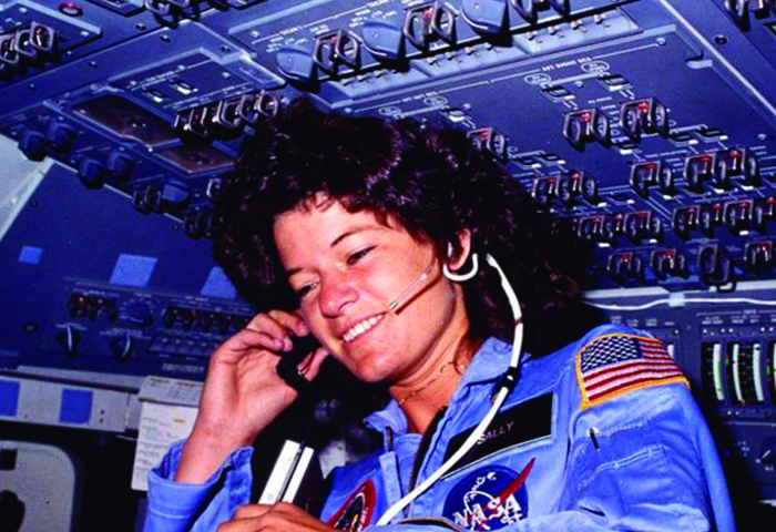 Fotografia de SALLY RIDE