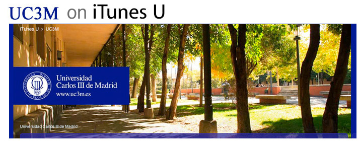 UC3M on iTunes U