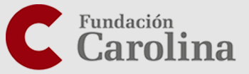 logotipo de la Fundacion Carolina