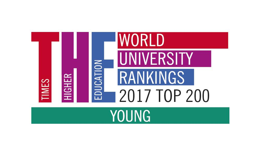 Times Higher Education (THE) Young University Rankings 2017