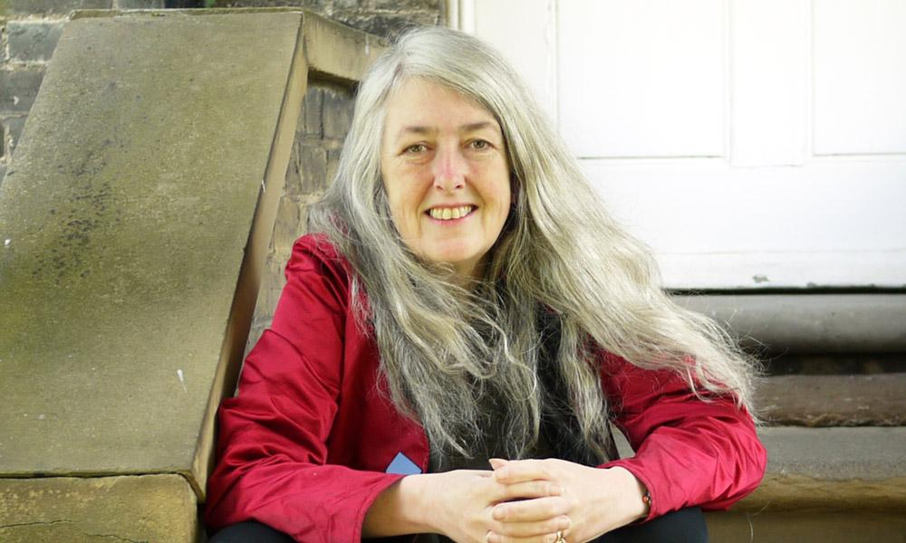 Fotografía de Mary Beard