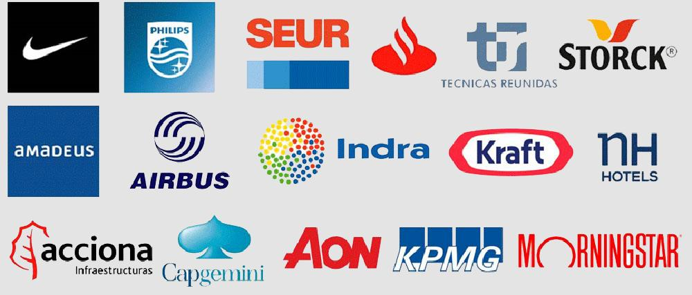 COMPANIES THAT EMPLOY OUR MiM ALUMNI