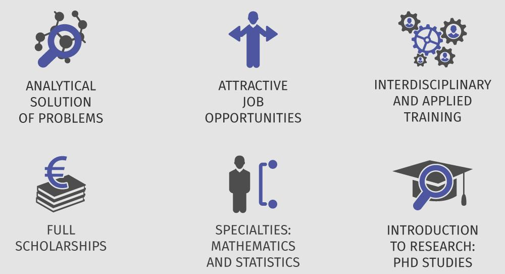 reasons to estudy master in Mathematical Engineering