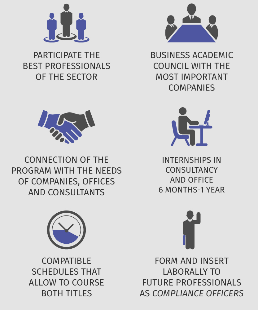 reasons to study Double Master's Degree in Legal Practice and International Advocacy