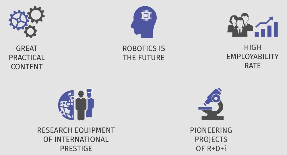 reasons to study master in Robotics and Automation