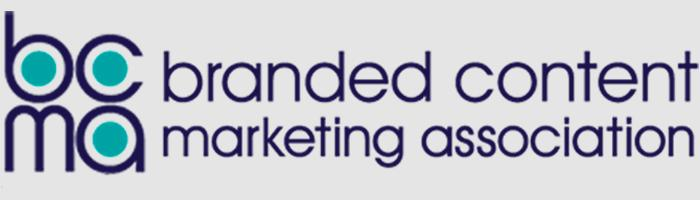 Logo Branded Content Marketing Association