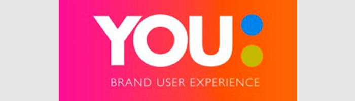 Logo YOU Brand user experience