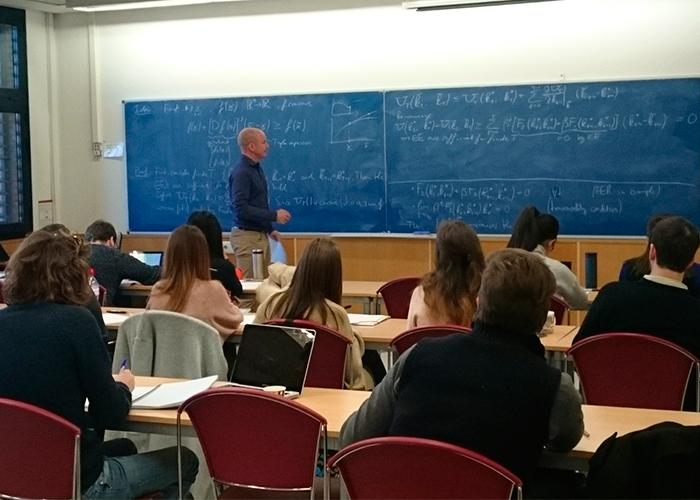 Master in Economic Development and Growth (MEDEG) | UC3M