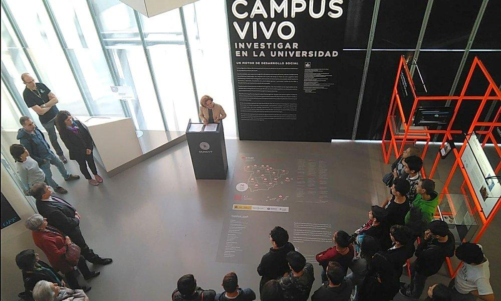 Campus vivo: investigar en la universidad