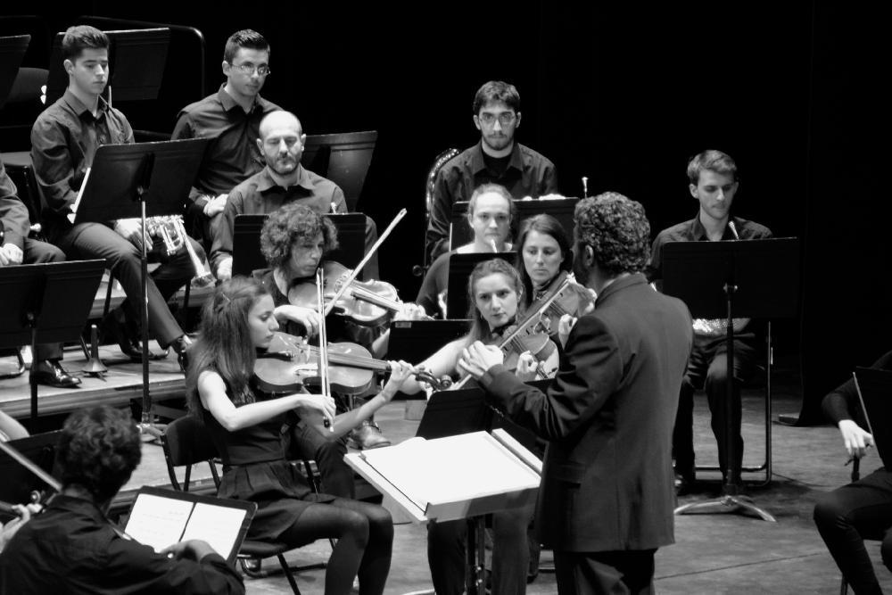 Foto de la Orquesta UC3M
