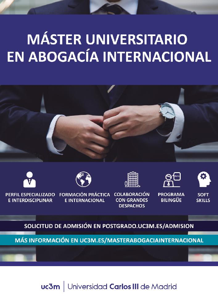 Master in International Advocacy