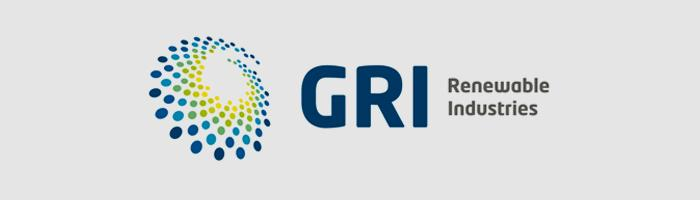 Logotipo GRI Renewable industries