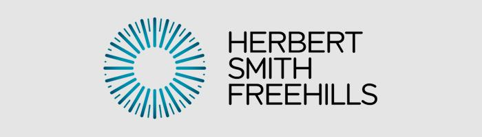 Logotipo HERBERT SMITH FREEHILLS