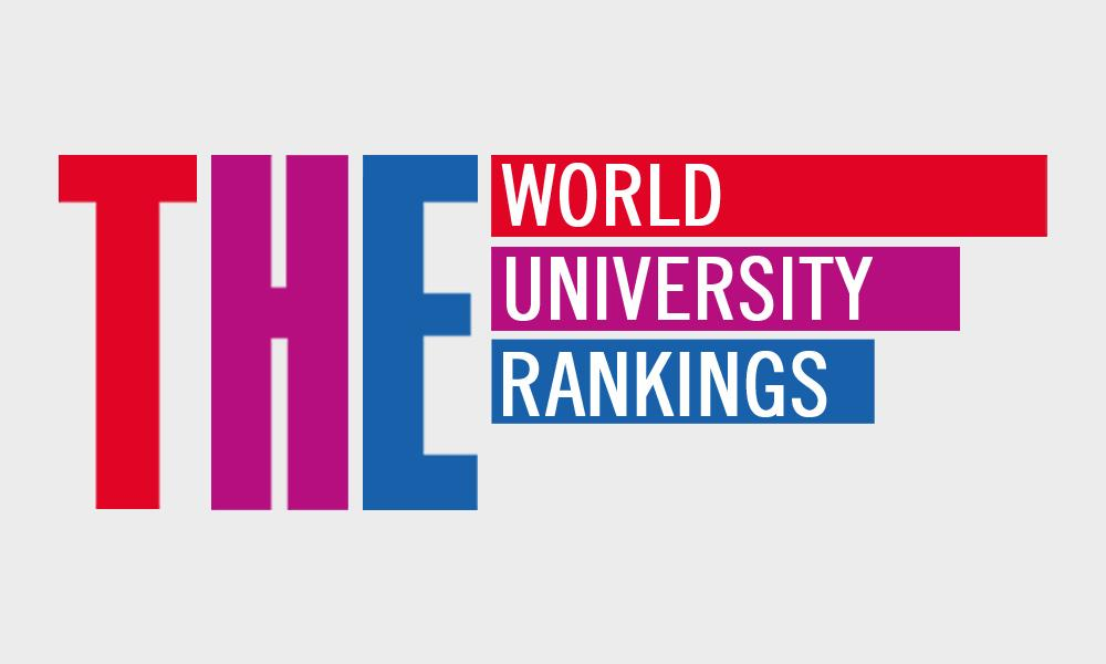 Logo THE World University Rankings