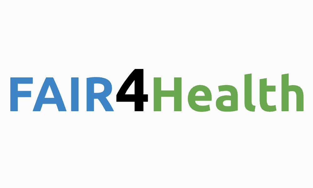Logotipo FAIR4Health