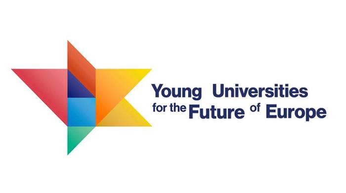 logotipo YUFE Young universities for the future of Europe