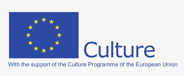 Logo de la convocatoria UE Culture
