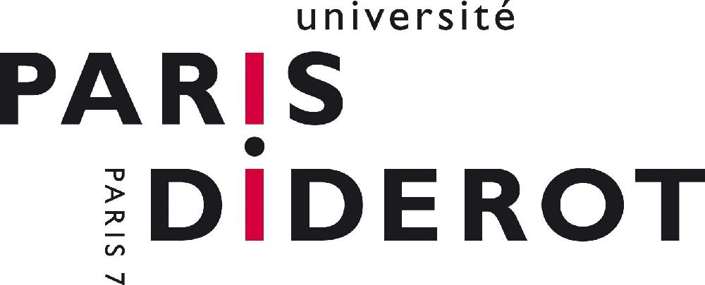 Logo Universite Paris Diderot