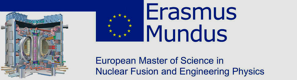 Logo Master in Plasma Physics and Nuclear Fusion