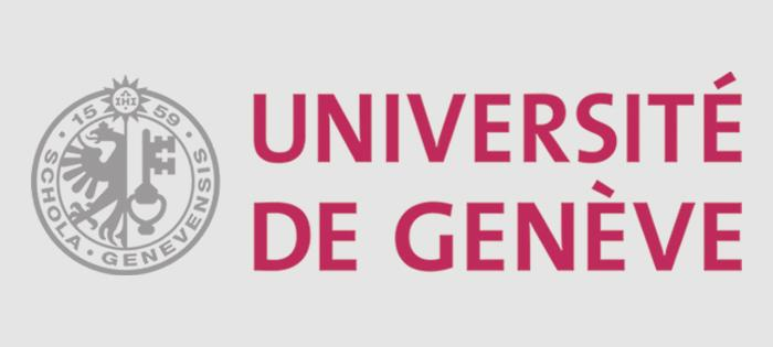 Logotipo universidad de Ginebra