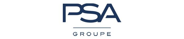 logotipo PSA Groupe