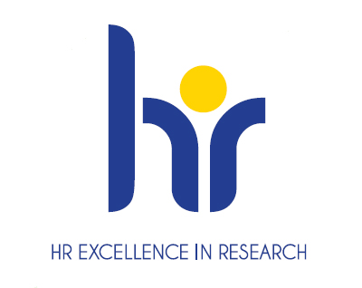 Logotipo de HR Excellence in Research