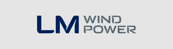 Logotipo LM WIND POWER
