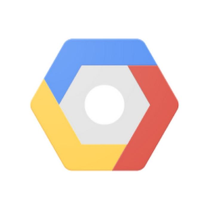 Icono Google Cloud Platform